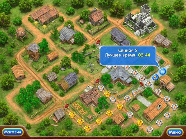 Веселая ферма 2 - Screenshot 6/7