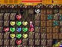 Скриншот мини игры Волшебные приключения Кролика